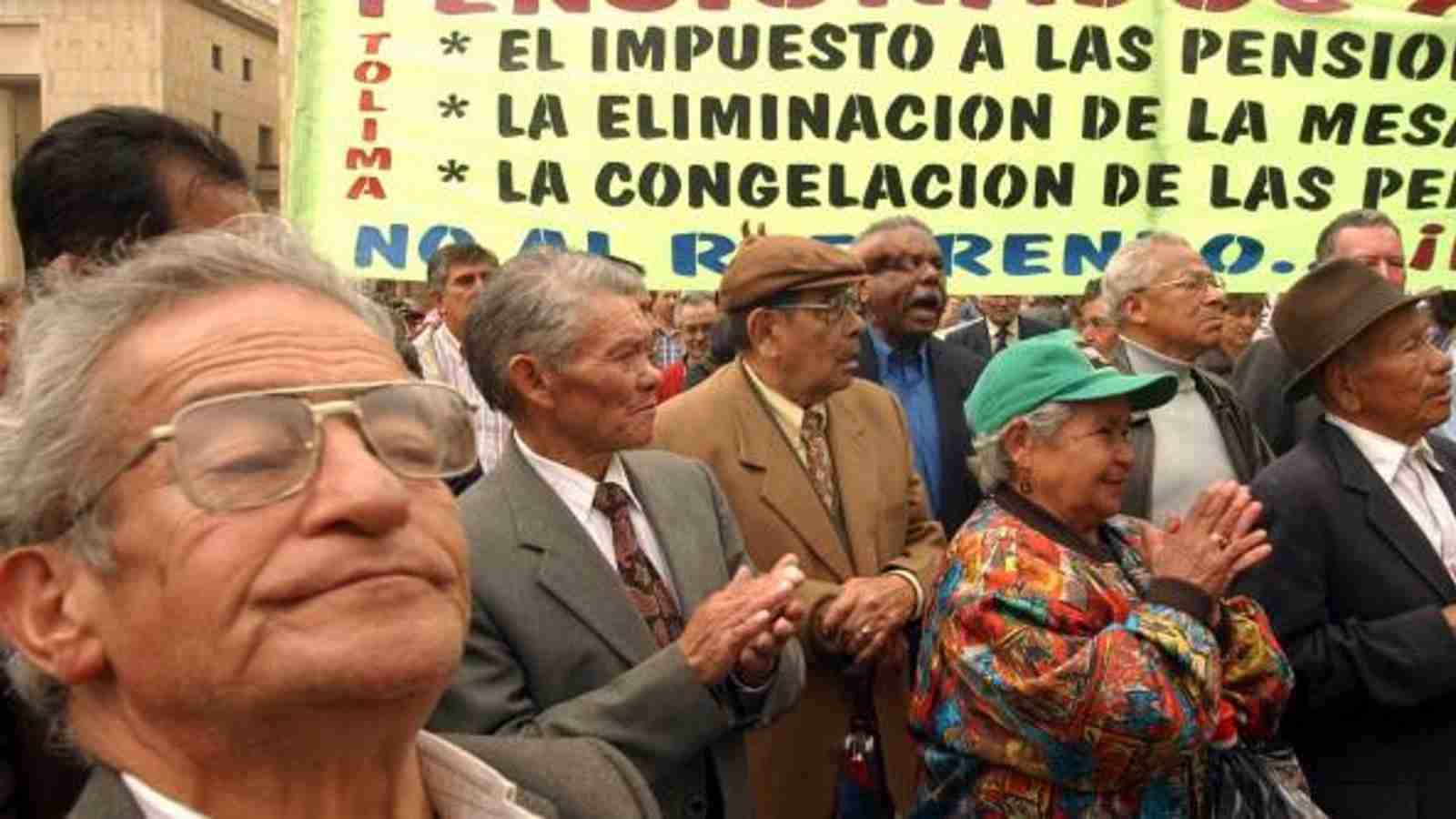Resultado de imagen para reforma pensional